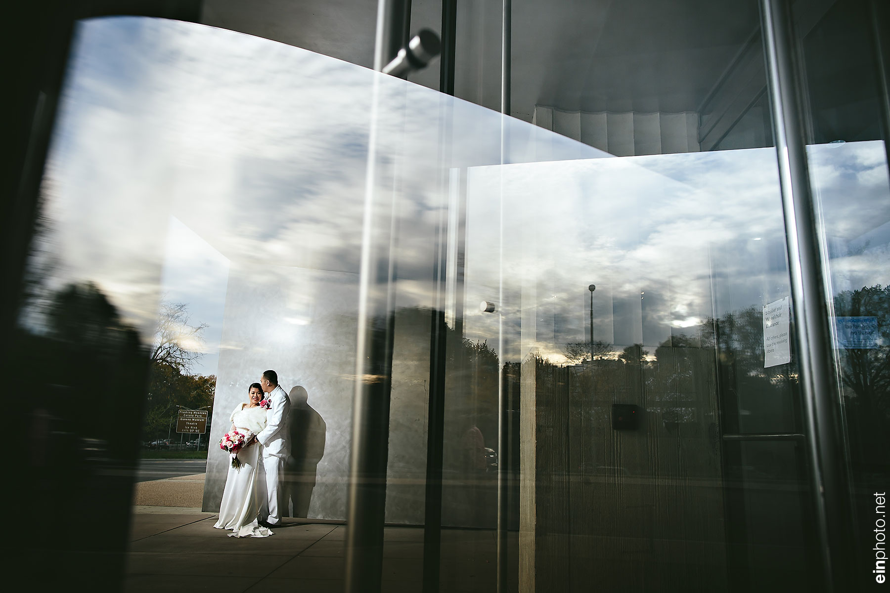 Queens Museum Wedding