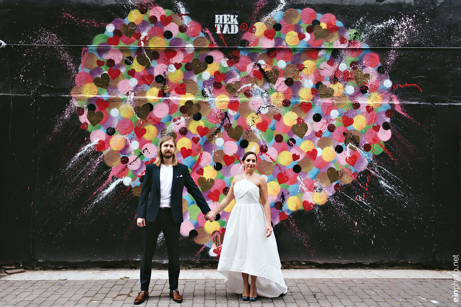 East Village NYC Wedding