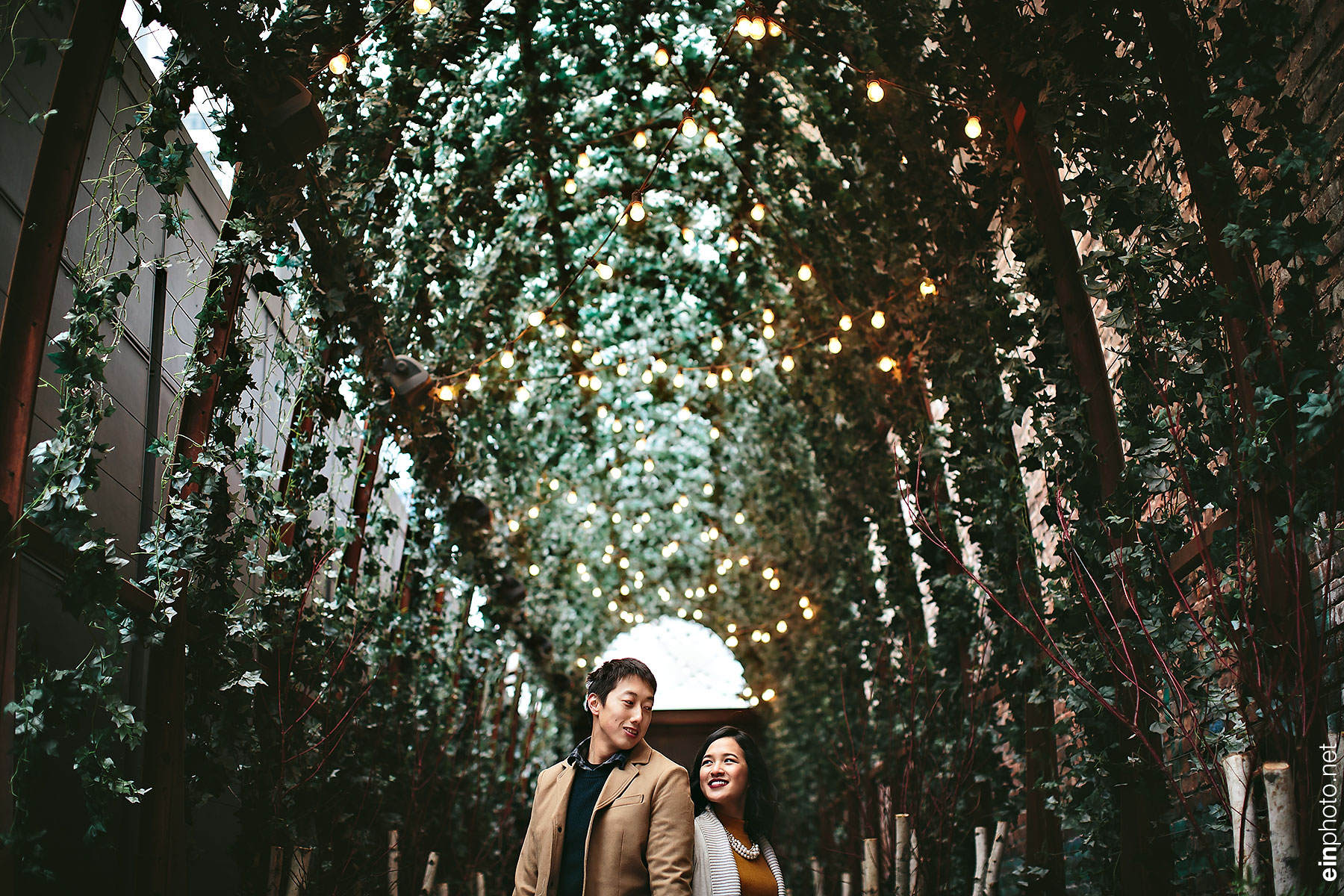 SoHo Engagement Session