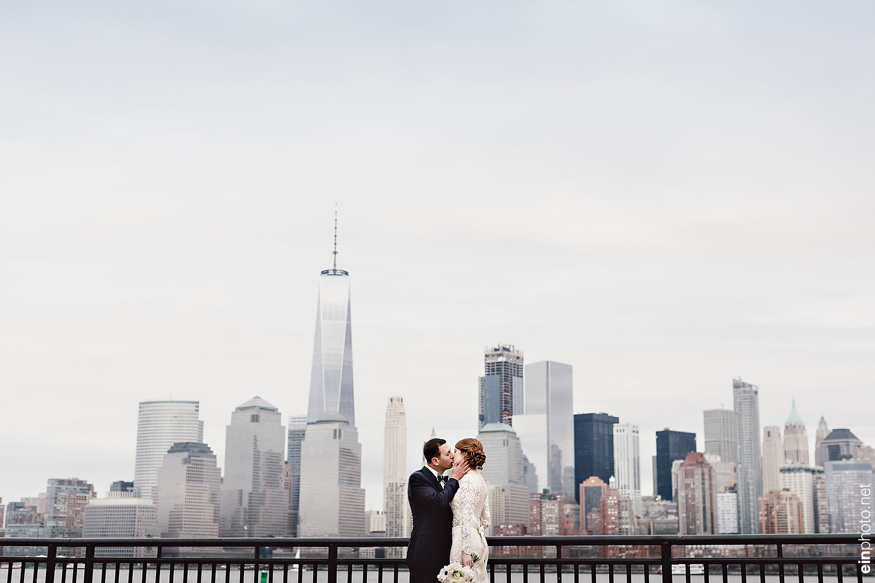 Battello, Jersey City Wedding