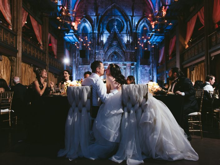 Angel Orensanz, NYC Wedding