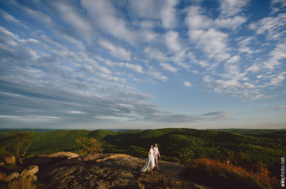 Bear Mountain Engagement Session
