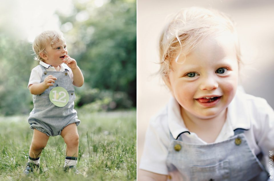 Baby Session at Williamsburg