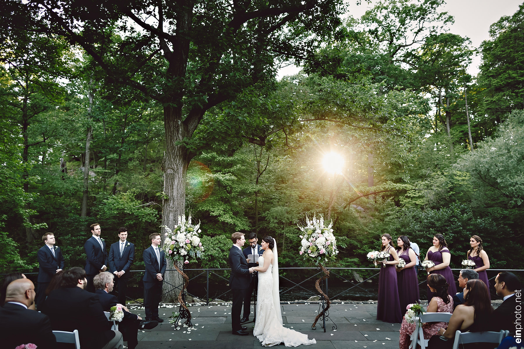Nybg Stone Mill Wedding Einphoto