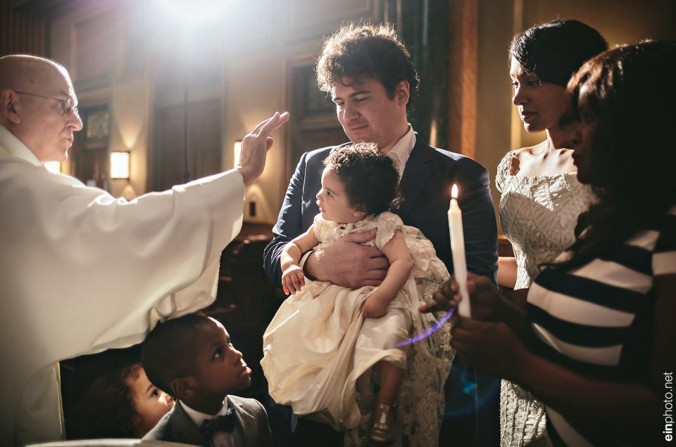 NYC Baby Baptism Session