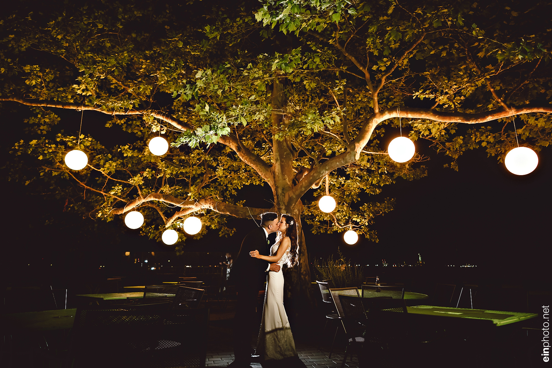 Battery Gardens Wedding - einphoto