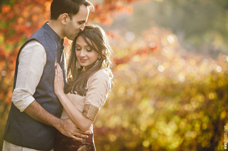 Central Park NYC Engagement Session