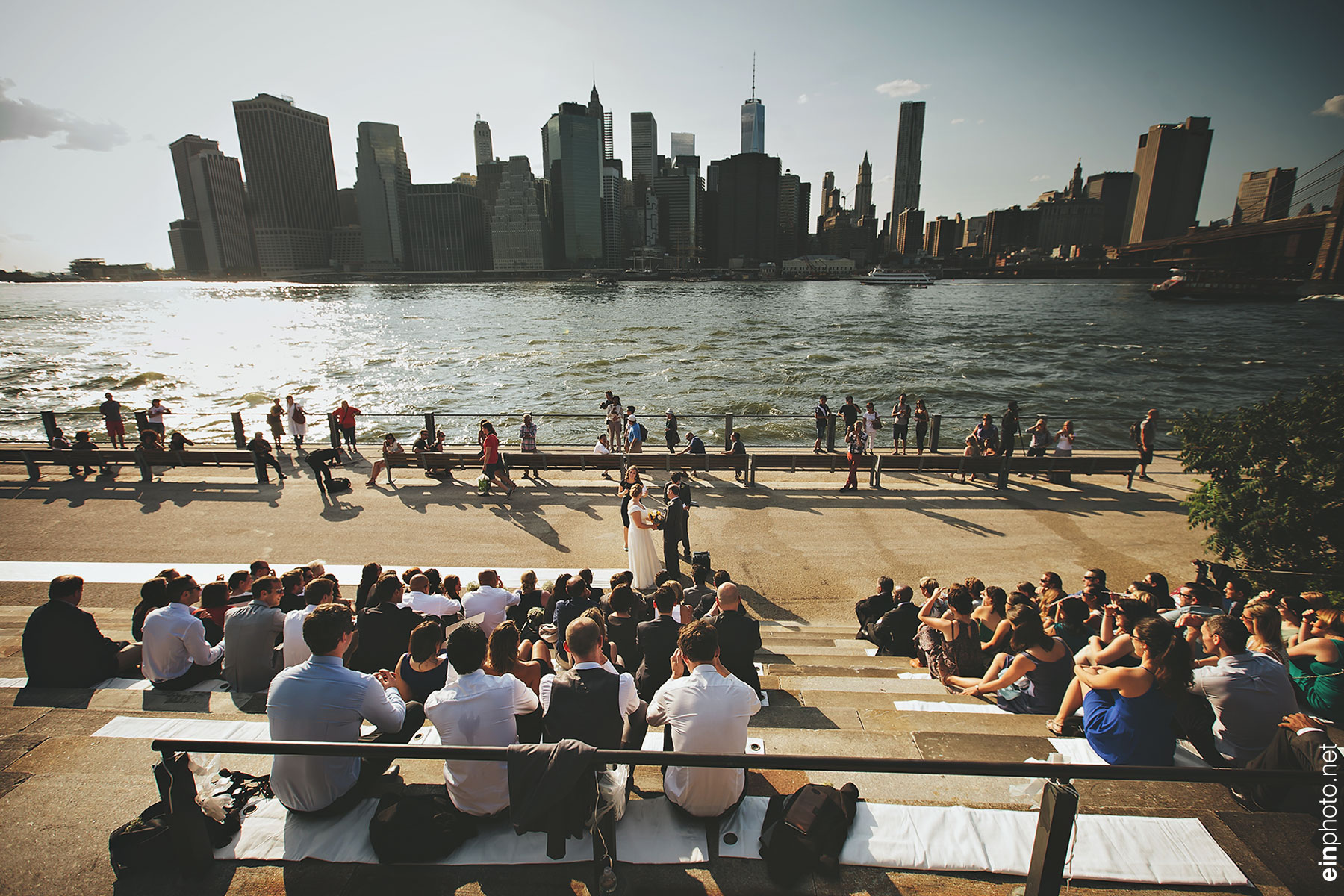 Brooklyn Bridge Park Wedding 025
